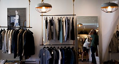 Retail Management - Store Front and Back-end