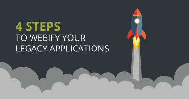 4 Steps to Webify Your Legacy Applications
