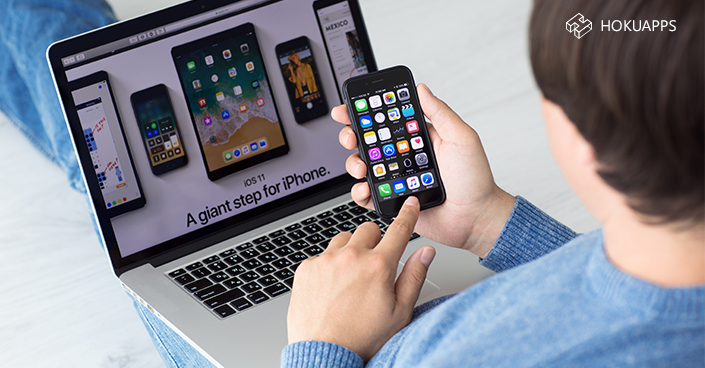 Top 6 Reasons iPhone App Development Drives Better ROI
