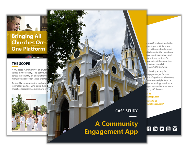 Bringing all US churches together with an engagement app