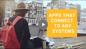 The HokuApps platform empowers users to create intelligent, agile solutions in sync with existing workflows