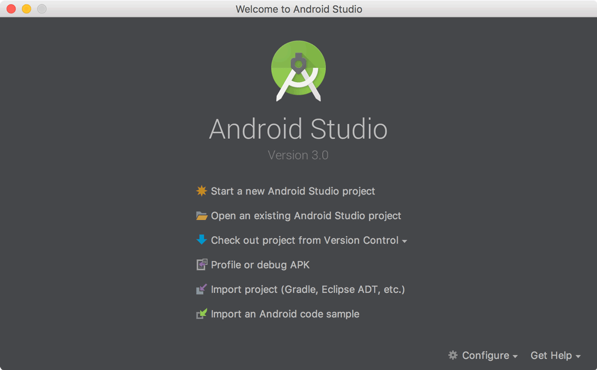 step by step android app development,How to Start an Android Project