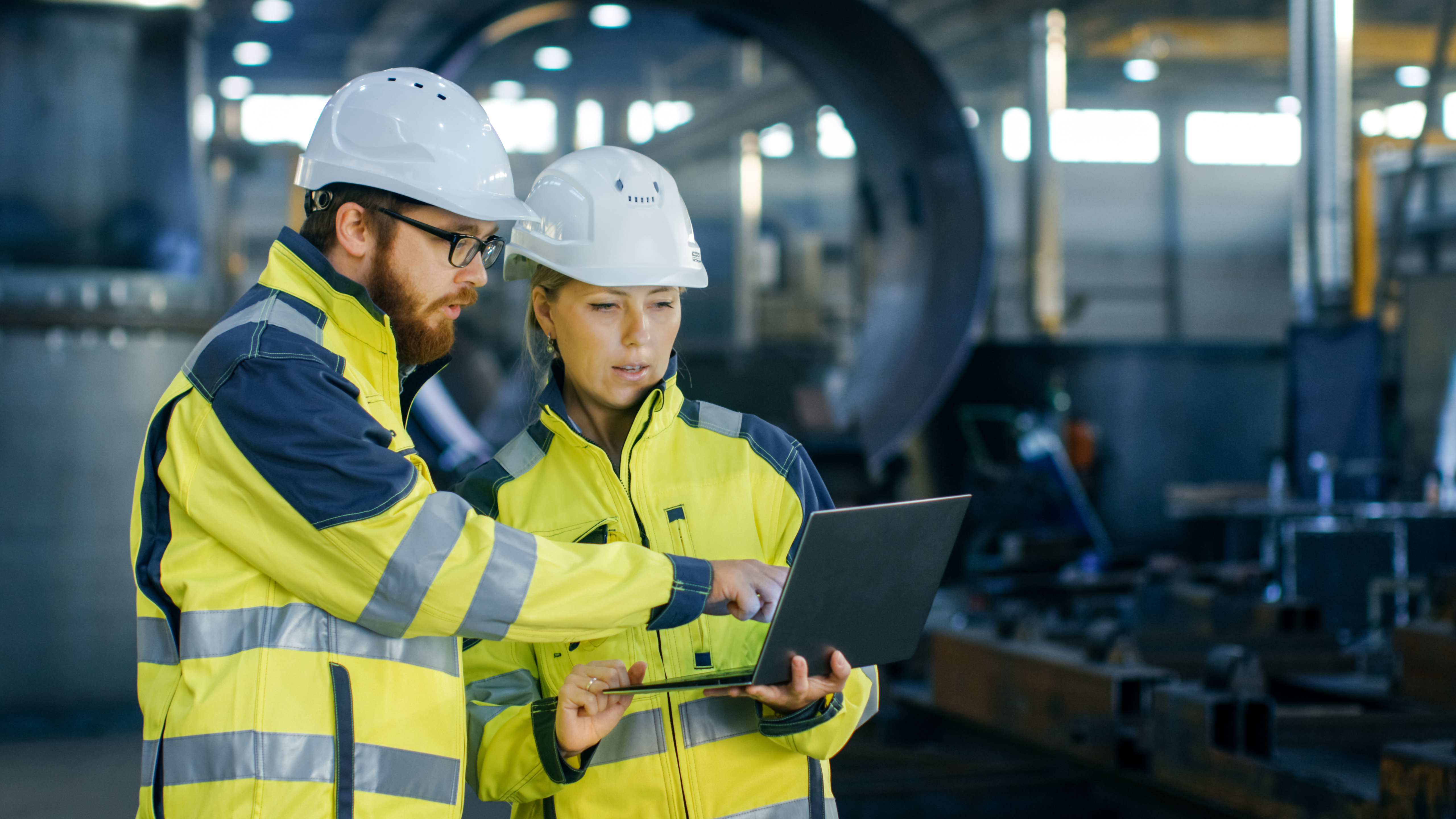 Shopfloor Automation Technology with Real-time Analytics for The Manufacturing Industry