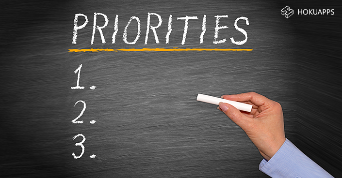 Priorities - Android Application Development Security