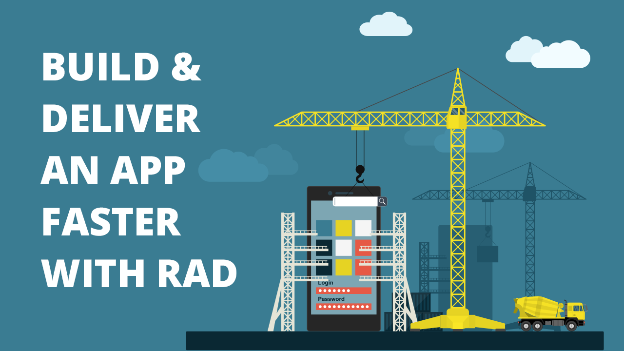 Build and Deliver Apps Faster with HokuApps Best RAD Software