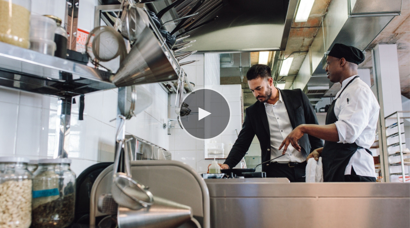 Create an Experience with Connected Mobility Solution for Restaurant Operations