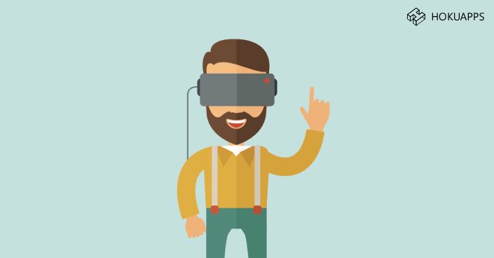 Virtual Reality and Artificial Reality Apps - Android App Development Trends