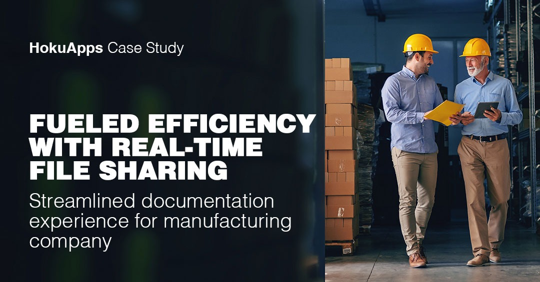 Real-time file sharing across geographical diverse work locations fueled efficiency gains for Plant Engineering Nigeria Limited
