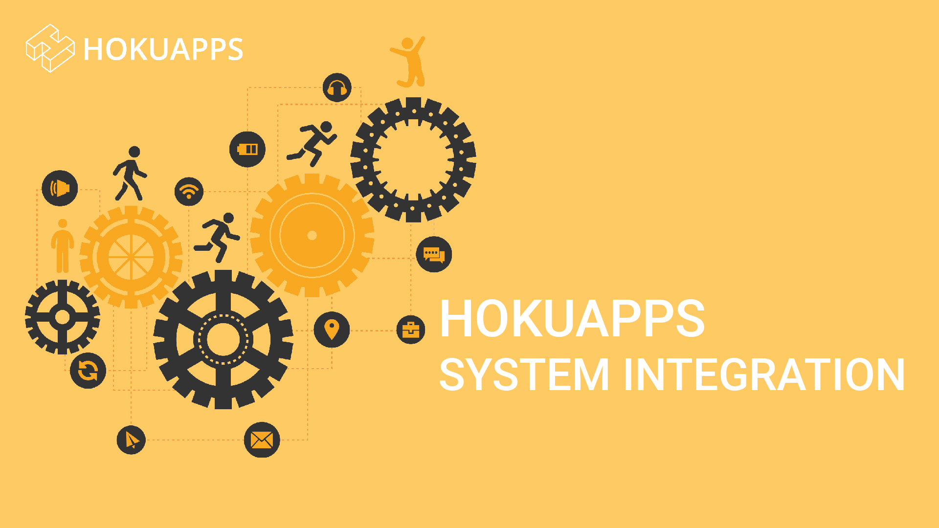 Seamlessly Integrate Applications with the HokuApps Platform